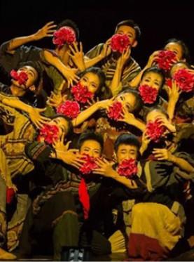 2016国家大剧院舞蹈节:培艺艺术基金·云聚系列之《神情·凝视家园》