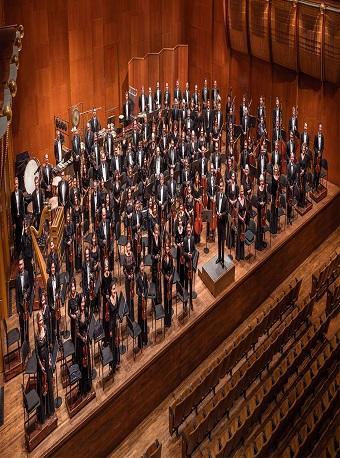 梵志登与纽约爱乐乐团音乐会1