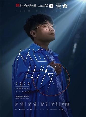 王铮亮2020全国巡回演唱会-石家庄站