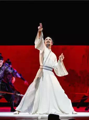 中国歌剧舞剧院大型民族舞剧《李白》
