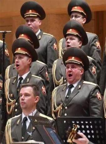 俄罗斯红军歌舞团大型歌舞音乐会 无锡