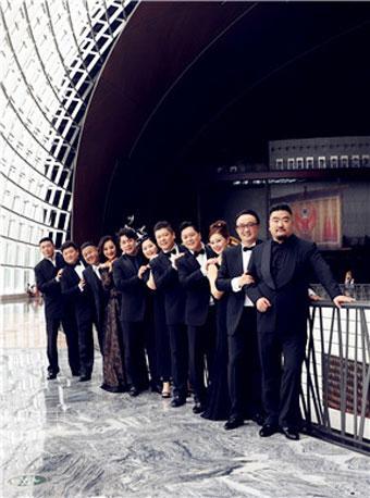 国家大剧院歌剧节2019音乐会