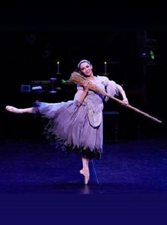 中央芭蕾舞团《灰姑娘》