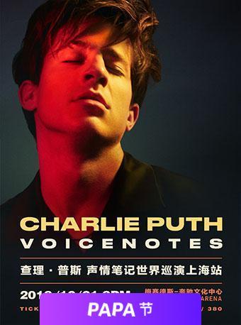查理·普斯上海演唱会