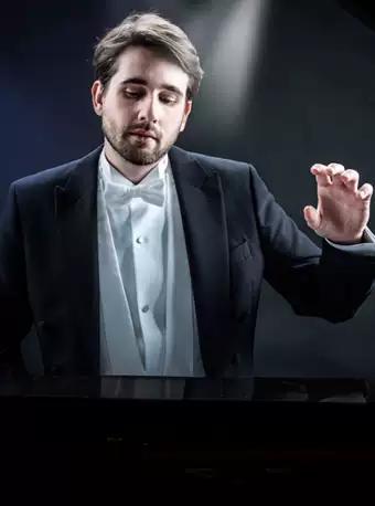 卡尔•彼得森钢琴独奏音乐会