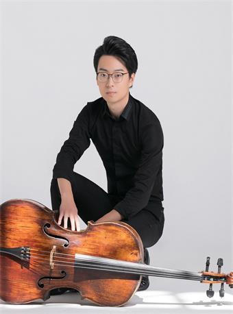 青年音乐家 狂恋大提琴——莫漠独奏音乐会
