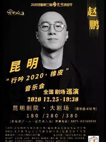 赵鹏《行吟2020 · 橡皮》音乐会