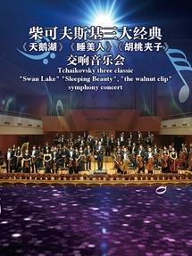 天鹅湖 睡美人 胡桃夹子 交响音乐会