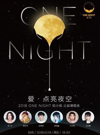 ONE NIGHT 给小孩-公益演唱会