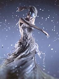 杨丽萍领衔主演舞剧作品《孔雀之冬》