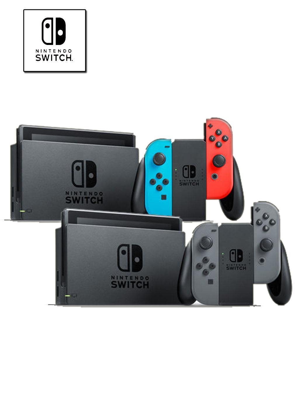 任天堂续航版增强版Switch游戏机
