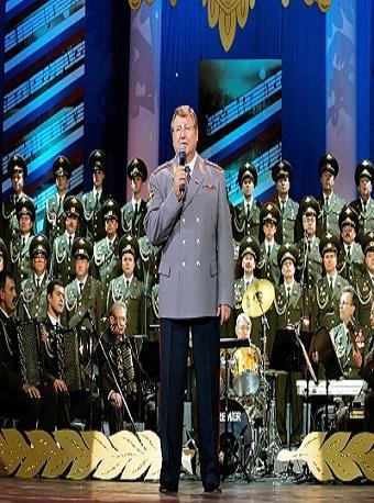 俄罗斯红军歌舞团交响歌舞晚会