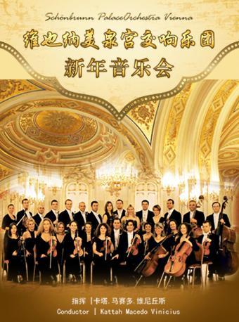 昆明 维也纳美泉宫交响乐团新年音乐会