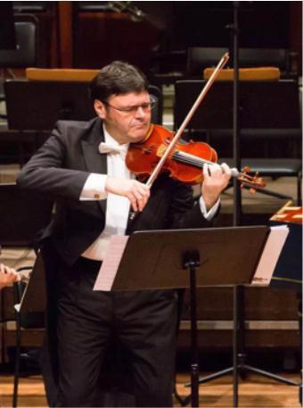 NDR北德广播首席小提琴独奏音乐会