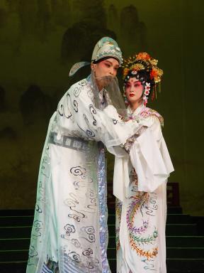 院庆演出季 上海昆剧团《长生殿》四本 第四本《月宫重圆》