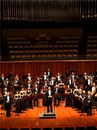 北京管乐交响乐团建团10周年特别音乐会