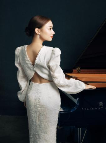 长沙音乐厅2021市民音乐会 北国童话·印芝钢琴独奏音乐会