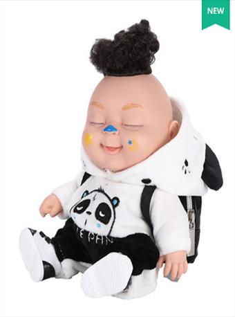 Memeda么么哒娃娃熊猫系列时尚公仔