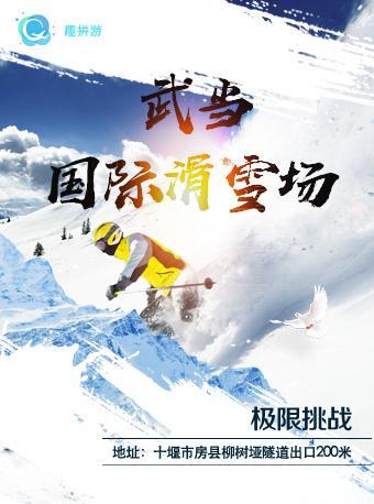 武当国际滑雪场