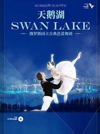 芭蕾舞团《天鹅湖》