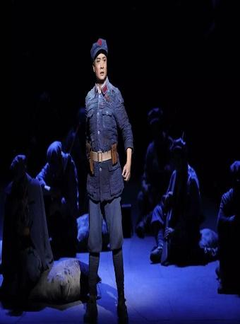 国家大剧院原创中国史诗歌剧《长征》