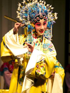 院庆演出季 上海昆剧团《长生殿》四本 第一本《钗盒情定》