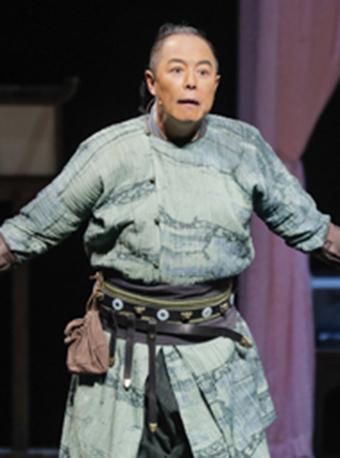鄒靜之x張國立x張鐵林 話劇《我愛桃花》