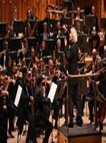 西蒙•拉特爵士与伦敦交响乐团深圳音乐会