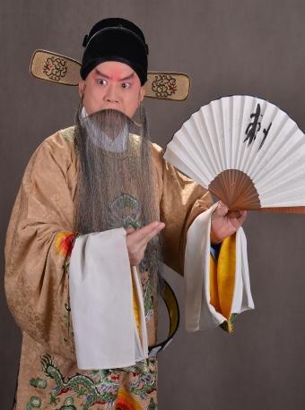 京剧《审头刺汤•雪杯圆》