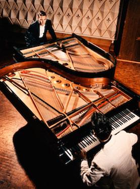 德国创意双钢琴互动音乐会《钢琴大斗法》 珠海站