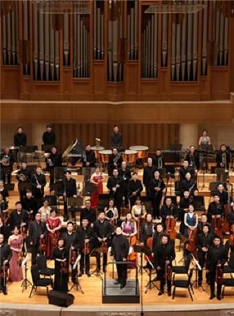 """""""过年了""""北京交响乐团音乐会"""