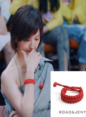 孙燕姿同款纯手工编织手绳