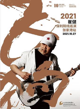 崔健飞狗2021巡演张家港站