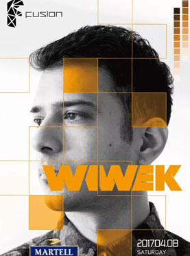Wiwek At FUSION