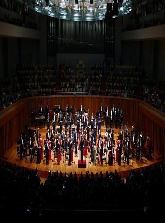 中国电影乐团2022新年音乐会