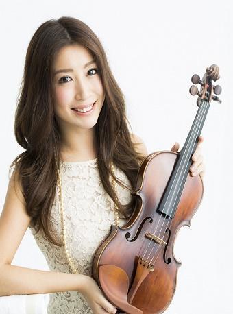 木岛真优小提琴独奏音乐会