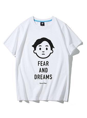 陈奕迅演唱会周边同款短袖T恤