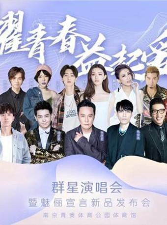 """2019南京""""耀青春·益起爱""""群星演唱会"""