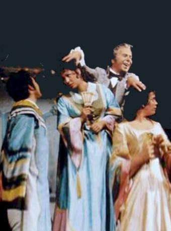 莫扎特经典喜歌剧《女人心》精粹