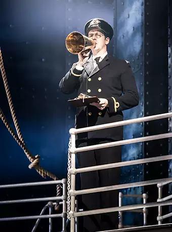 音乐剧《泰坦尼克号》英文原版