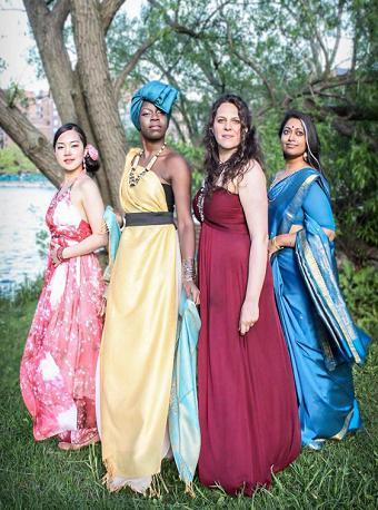 女性团结之声音乐会