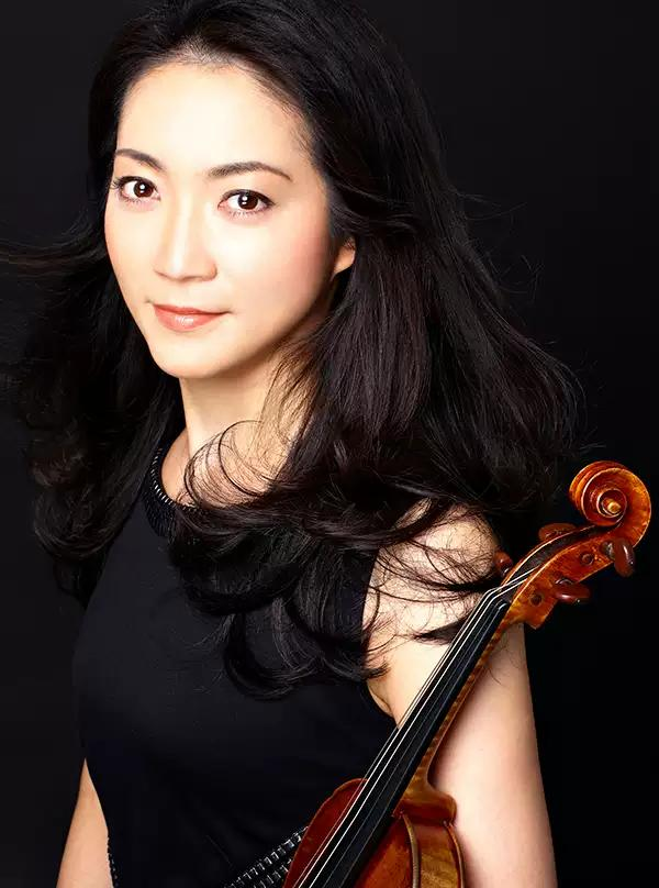 小提琴女神诹访内晶子音乐会