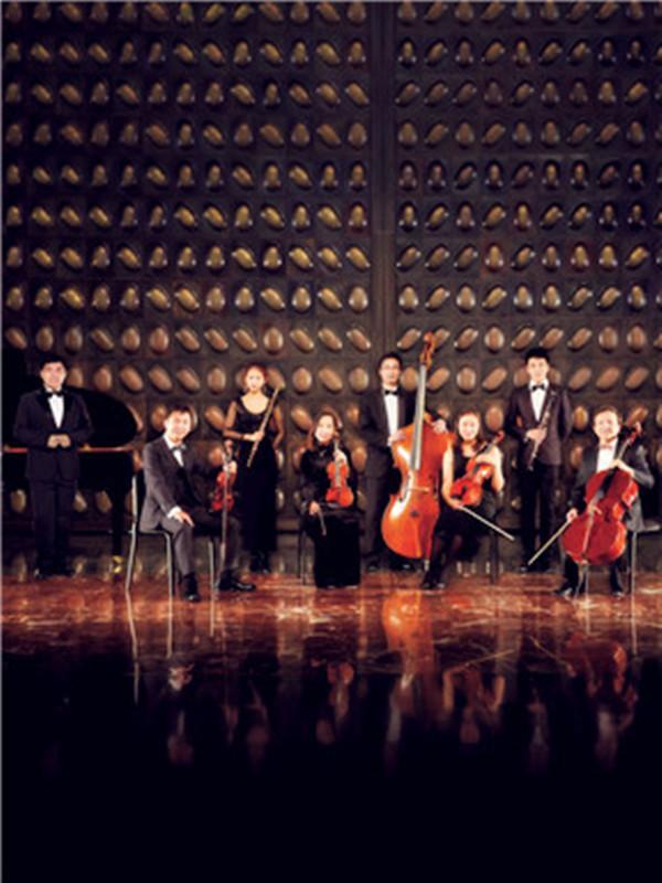 国家大剧院八重奏音乐会:春之声