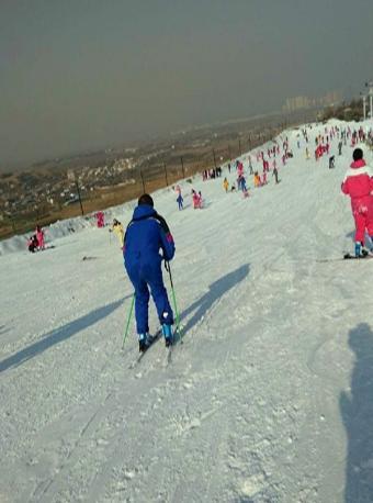 兰州兴隆山滑雪场