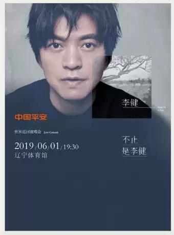 李健沈阳演唱会