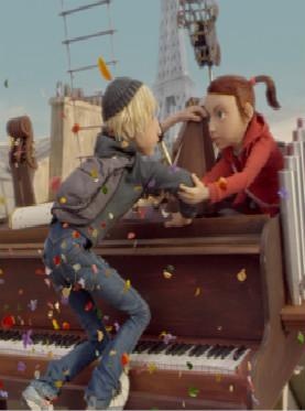 琥珀教育·陪你玩一夏 魔法钢琴与肖邦短篇