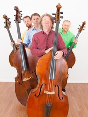 玩转古典·流行—维也纳低音提琴四重奏音乐会