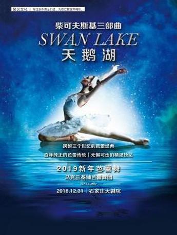 乌克兰基辅芭蕾舞团|天鹅湖
