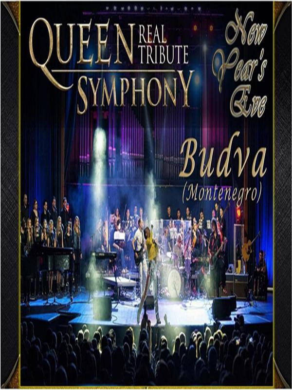 皇后致敬乐队北京演唱会《波西米亚狂想曲》
