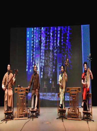 上海评弹团原创中篇评弹《林徽因》